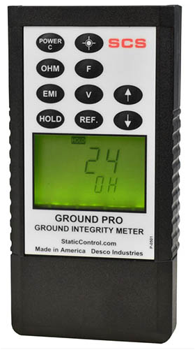 Ground Pro Ground Integrity Meter #CTM051-XF