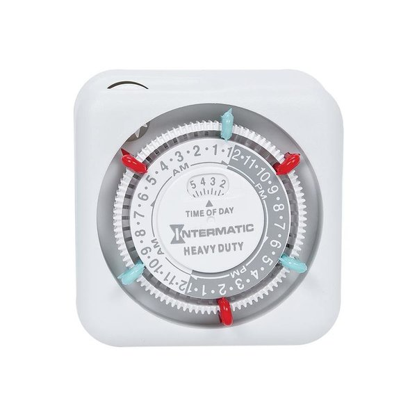 15 Amp Indoor Plug-In Dial Timer  #TN311-XF