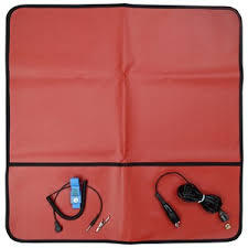 "24"" x 24"" Portable Field Service Kit with Adjustable Wrist Strap #FSKLR3RD-XF"