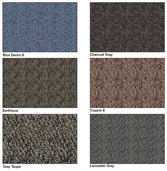 OhmStyle ESD™ Carpet Tile (Case of 12) #OHMSTYLEC12-XF